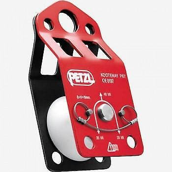 Petzl Kootenay Pulley Height Safety Pulleys