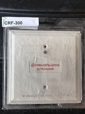 NEW Honeywell Fire-Lite Alarms Addressable Control Relay Module Part# CRF-300