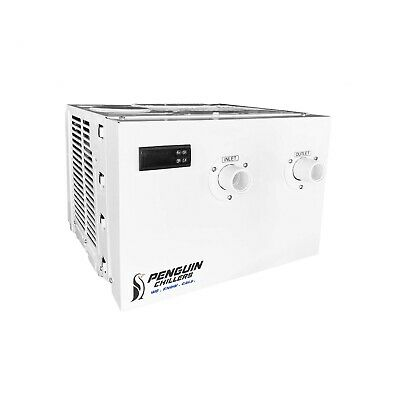 New 1/2HP Water Chiller 90% more BTU than CW-5000 80w 100w laser chiller