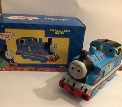Thomas The Train & Friends Porcelain Bank *New* collectible