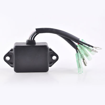 CDI Box For Yamaha Outboard 9.9 & 15 HP 1984-1997 Switch Box For Mariner 43077T