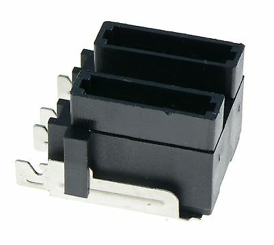 Dual Standard Automotive Blade Fuse Holder