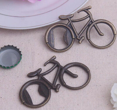 Bottle Opener Bicycle Shape Alloy Tool Home Wedding Party Gift Souvenirs Opener