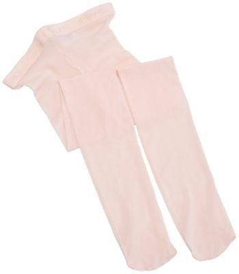 Capezio Little Girls' Hold & Stretch Footed Tight, Ballet Pink, Small