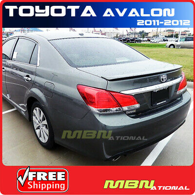Toyota Avalon 4Dr 4 Dr 05-10 Trunk Rear Spoiler Painted CLASSIC PEARL 3Q7