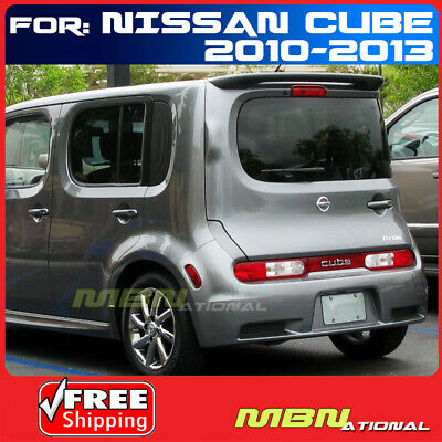 SPOILER FOR A NISSAN CUBE FACTORY STYLE SPOILER 2010-2014