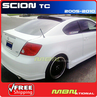 Accent Spoilers Spoiler for a Scion TC Coupe Factory Style Spoiler-Primer