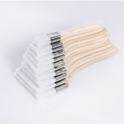 Soft Nylon Brush Paint Dusting Cleaning Brushes Wood Handle For BBQ Computer