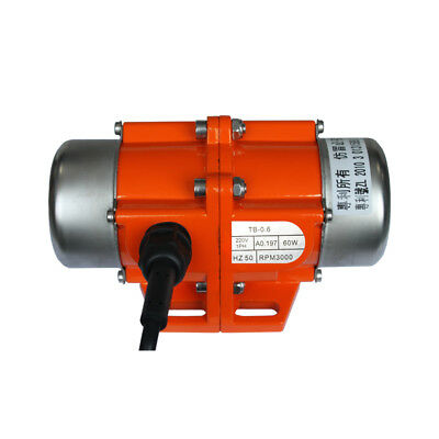 Industry Vibration Motor 30W-100W Adjustable Speed Vibrating Motor 220V 380V