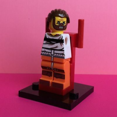 Hannibal Lecter Nuovo in Blister A Hopkins Minifigures Compatibile LEGO