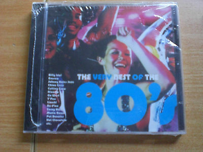CD The very best of the 80´s