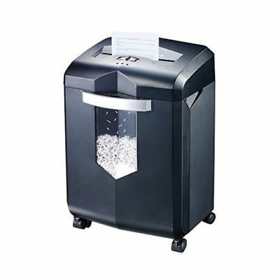 Bonsaii EverShred C149-D 12-Sheet Micro-cut Paper Shredder 60 Mintues Running...