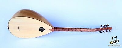 Special Turkish Dinch Sazi  String Instrument Saz Baglama Sad-404 Kemal Dinc