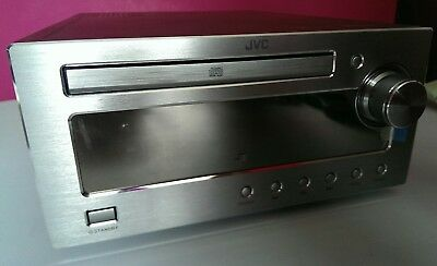 JVC UX-D100 Valve Hifi system CD/ DAB / Bluetooth USB - Faulty, spares or repair