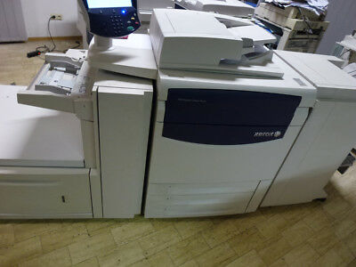 Xerox 700 Digital Colour Press  OHNE FIERY !