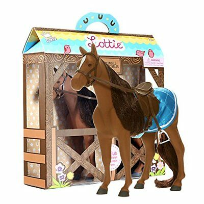 Doll Horse by LOTTIE LT078 Sirius the Welsh Mountain Pony* BRAND NEW* US SELLER*