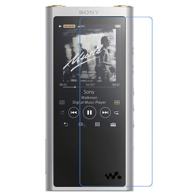 3x Clear/Matte LCD Screen Protector Guard Film Cover for Sony Walkman NW-ZX300A
