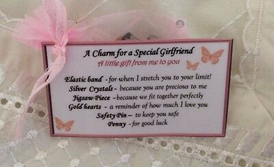 I love you Keepsake gift idea for my Girlfriend Wife birthday gift for her lady