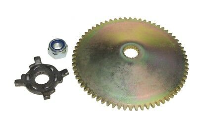 Fan Pulley Nut Set For PIAGGIO MOTOR 50 cc for Gilera Runner 50