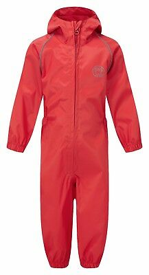Kids Waterproof Coverall, Breathable, Childrens Splash Suit, Overall, Wind Proof