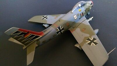 1:48 F-86 Dog Sabre Black Tulip