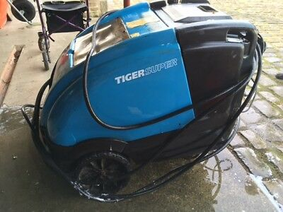 Edge Tiger Super 3 phase professional steam cleaner/power washer