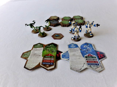 Heroscape Snipers and Vipers Expansion - 100% Complete, Out-of-Box