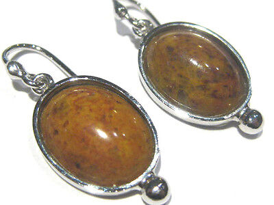 diaspro orecchini Jasper earrings