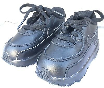 63c9159a7ecc NIKE 833416-100 AIR Max 90 Leather Toddler Running Shoe -  46.80 ...