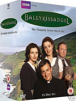 Ballykissangel: Complete Series 1-6 [BBC] (DVD)~~~Ships from USA~~~NEW & SEALED