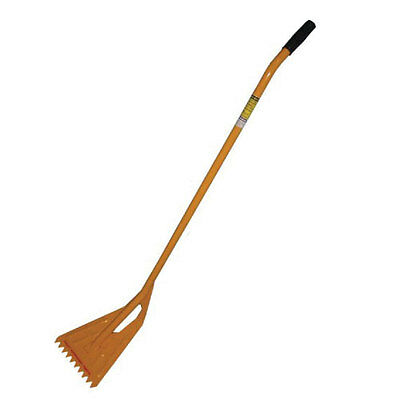 "New 54"" Shingle Remover, Tear-off Tool, Roofing Shingle Shovel (6 Shovels)"