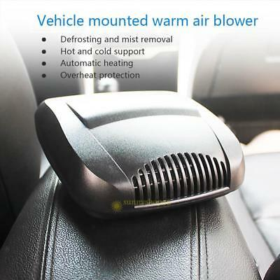 Multi-function Car Electric Heater Warmer Heating Cooling Fan Defroster Demister