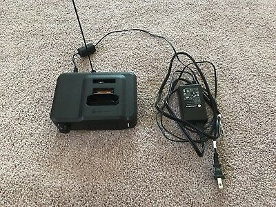 Motorola RLN6506A Minitor VI 6 Amplified Base Charger w/ AC Adapter and Antenna