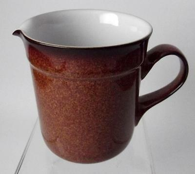 Denby Pottery Provence Pattern Milk Jug made in Stoneware