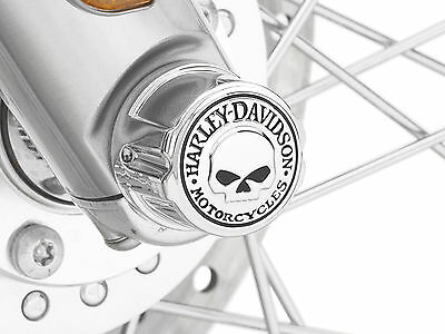 Skull Cover Asse Anteriore Harley Davidson Electra Street Glide Road King Ultra