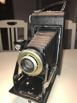 Kodak Klappkamera Vigilant Six-16 Made in United States of America by Eastman