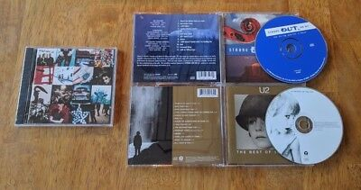 U2 CD Lot - Achtung Baby (New/Sealed) & The Best of 1980-1990 - $2 S/H!