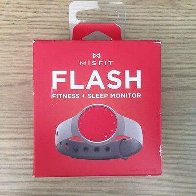 Genuine Misfit Flash Fitness + Sleep Monitor Coca cola red @ Brand New @