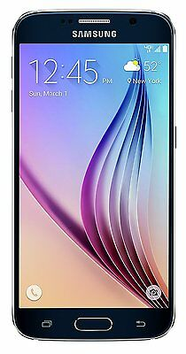 """NEW"" Samsung Galaxy S6 SM - G920A - 32GB - Black (AT&T) FACTORY UNLOCKED"