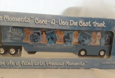 Precious Moments Die Cast Truck 20th Anniversary Care A Van Collectible