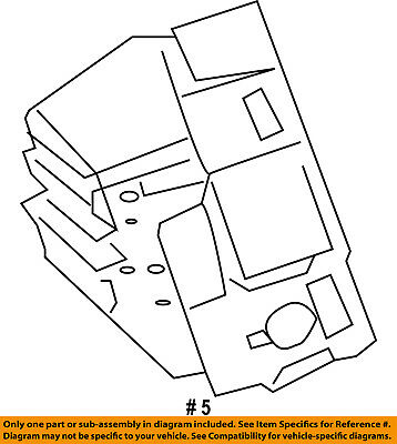 Ford Oem Ignition Switch Dg9z11572a
