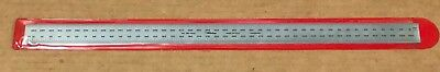 Mitutoyo 180-705 450mm Stainless Steel Rule Ruler Blade USA Made
