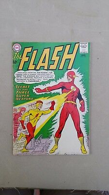The FLASH No 135 - and Kid Flash  - Cool