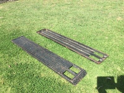 Trailer Ramps heavy duty