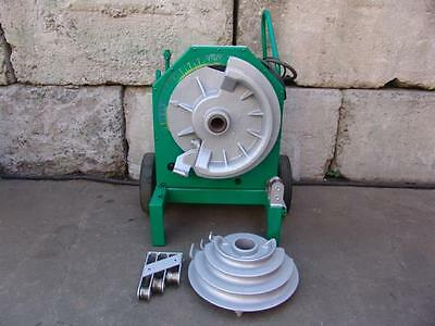 "Greenlee 555 Bender 1/2-2"" Inch Rigid Pipe Electric Bender  6/15/17  #2"
