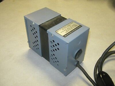 Omega Model 75 Voltage Regulator 484-875