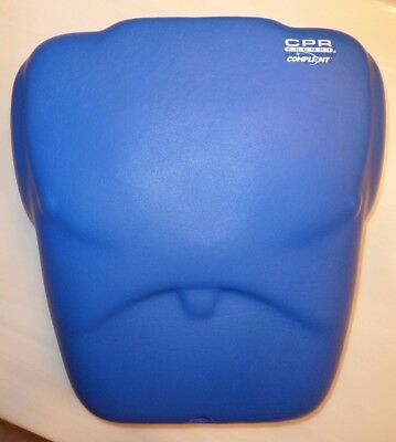 CPR Prompt by Complient Blue Adult/Child Training Manikin Torso (no head)