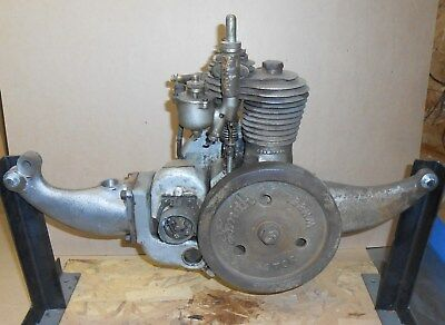 Antique Smith Motor Wheel model BA vintage engine