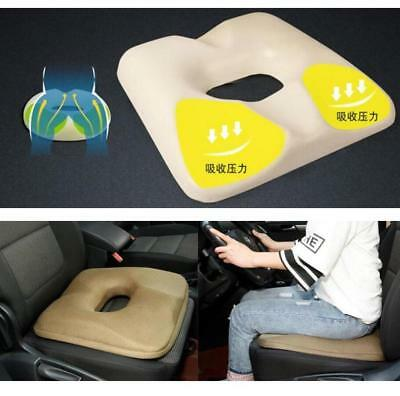 1x Lower Back Spinal Beauty Hip Hemorrhoids Health Protect Car Seat Cushion Pad