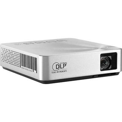 ASUS S1 Portable LED Projector, 200 Lumens, Built-in 6000mAh Battery (S1)